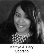 Kathye J Gary