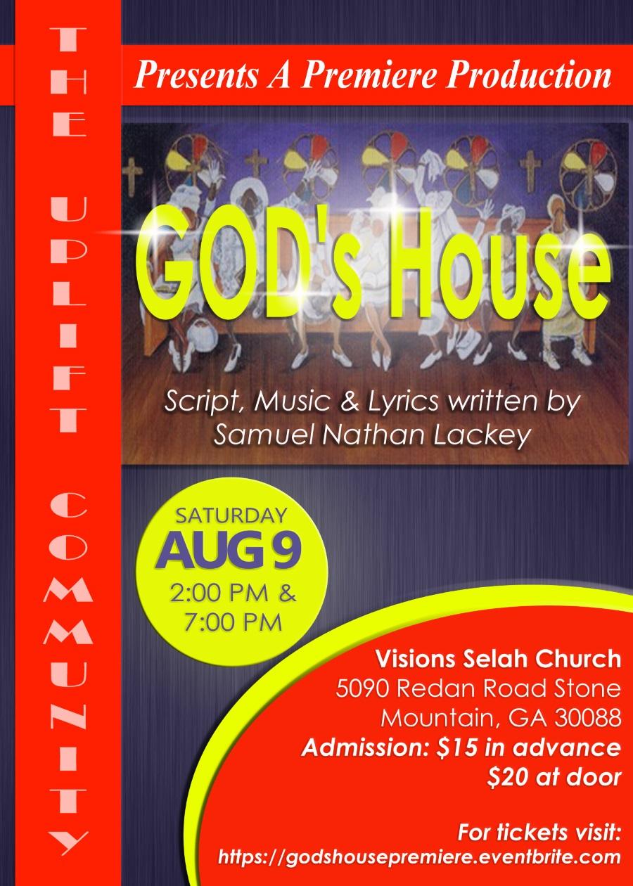 Gods House Play